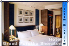 Grand Maratha Sheraton and Towers Hotel Mumbai (Bombay)