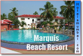 Marquis Beach Resort Hotel In Goa 3 Star